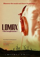 Lomax the Songhunter - Dutch Movie Poster (xs thumbnail)