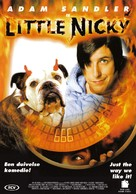 Little Nicky - Dutch DVD cover (xs thumbnail)