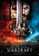 Warcraft - Finnish Movie Poster (xs thumbnail)