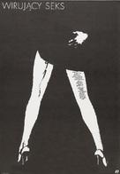 Dirty Dancing - Polish Movie Poster (xs thumbnail)