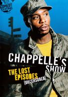 """""""Chappelle's Show"""" - DVD movie cover (xs thumbnail)"""