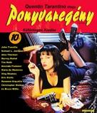 Pulp Fiction - Hungarian Movie Poster (xs thumbnail)