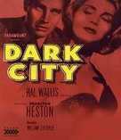 Dark City - Blu-Ray movie cover (xs thumbnail)