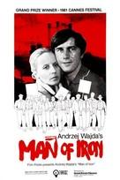Czlowiek z zelaza - Movie Poster (xs thumbnail)