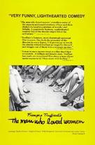 L'homme qui aimait les femmes - Movie Poster (xs thumbnail)