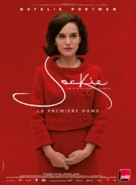 Jackie - French Movie Poster (xs thumbnail)