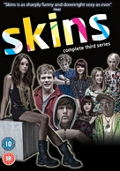 """Skins"" - British DVD cover (xs thumbnail)"