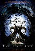 El laberinto del fauno - German Movie Poster (xs thumbnail)
