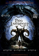 El laberinto del fauno - German Movie Poster (xs thumbnail)