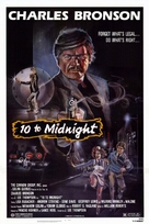 10 to Midnight - Movie Poster (xs thumbnail)