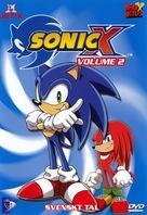 """Sonic X"" - Swedish Movie Cover (xs thumbnail)"
