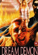 Dream Demon - British DVD cover (xs thumbnail)