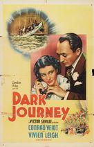Dark Journey - Movie Poster (xs thumbnail)