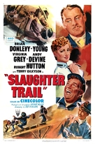 Slaughter Trail - Movie Poster (xs thumbnail)