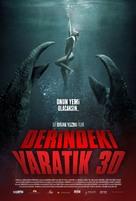 Amphibious 3D - Turkish Movie Poster (xs thumbnail)
