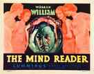 The Mind Reader - Movie Poster (xs thumbnail)
