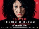 This Must Be the Place - Italian Movie Poster (xs thumbnail)