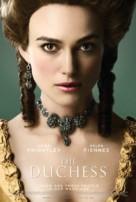 The Duchess - British Movie Poster (xs thumbnail)