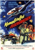 Dragonfly Squadron - German Movie Poster (xs thumbnail)