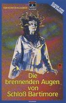 The Gorgon - German VHS movie cover (xs thumbnail)