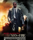 Man on Fire - Movie Poster (xs thumbnail)