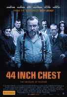 44 Inch Chest - Australian Movie Poster (xs thumbnail)