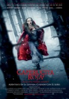 Red Riding Hood - Spanish Movie Poster (xs thumbnail)
