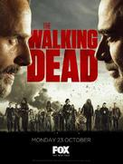 """""""The Walking Dead"""" - British Movie Poster (xs thumbnail)"""
