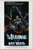 Warrior of the Lost World - Movie Poster (xs thumbnail)