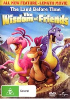 The Land Before Time XIII: The Wisdom of Friends - Australian Movie Cover (xs thumbnail)