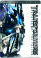 Transformers: Revenge of the Fallen - German Movie Cover (xs thumbnail)