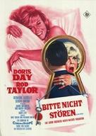 Do Not Disturb - German Movie Poster (xs thumbnail)