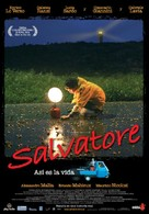 Salvatore - Questa è la vita - Spanish Movie Poster (xs thumbnail)