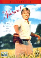 The Natural - British DVD movie cover (xs thumbnail)