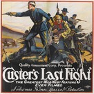 Custer's Last Raid - Movie Poster (xs thumbnail)