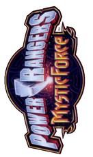 """""""Power Rangers Mystic Force"""" - Logo (xs thumbnail)"""
