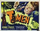 T-Men - Movie Poster (xs thumbnail)
