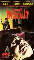 Nachts, wenn Dracula erwacht - VHS cover (xs thumbnail)
