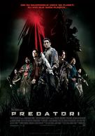 Predators - Serbian Movie Poster (xs thumbnail)
