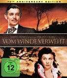 Gone with the Wind - German Blu-Ray cover (xs thumbnail)