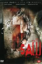 Saw - South Korean DVD movie cover (xs thumbnail)