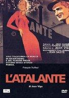 L'Atalante - Italian DVD movie cover (xs thumbnail)
