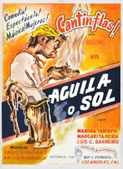 Águila o Sol - Mexican Movie Poster (xs thumbnail)