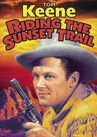 Riding the Sunset Trail - Movie Cover (xs thumbnail)
