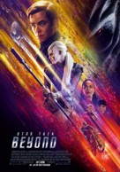 Star Trek Beyond - Finnish Movie Poster (xs thumbnail)