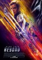 Star Trek Beyond - Finnish Movie Poster (xs thumbnail)