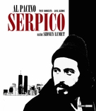 Serpico - Czech Blu-Ray movie cover (xs thumbnail)
