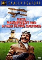 Those Magnificent Men In Their Flying Machines - Movie Cover (xs thumbnail)