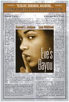 Eve's Bayou - For your consideration movie poster (xs thumbnail)