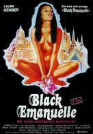 Emanuelle in Bangkok - German Movie Poster (xs thumbnail)